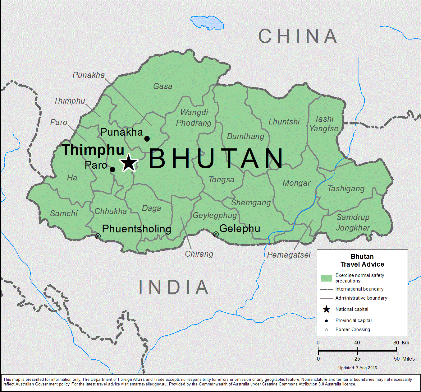 Bhutan Travel Health Insurance – Country Review