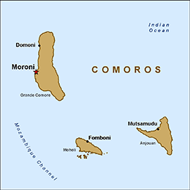 Comoros-Travel-Insurance | AardvarkCompare.com