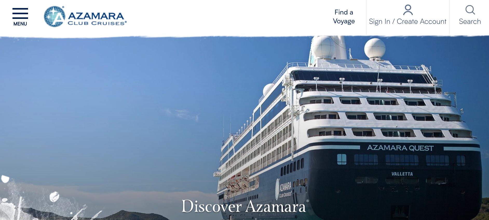 Azamara Cruise Insurance