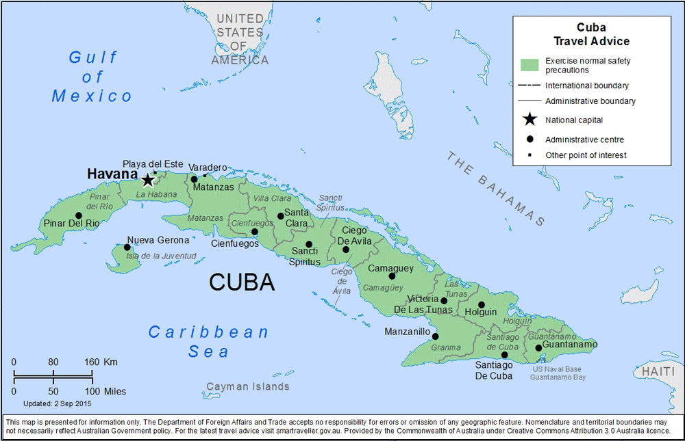 Cuba Travel Health Insurance - Country Review ...