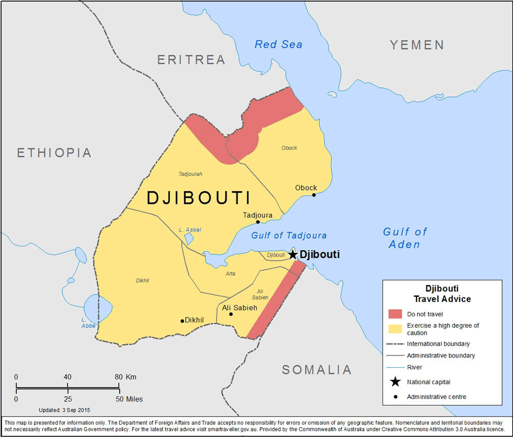 Djibouti Travel Health Insurance – Country Review
