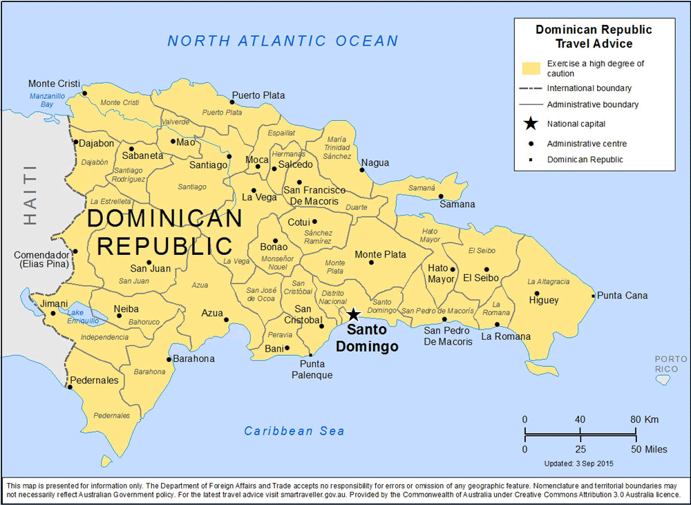 Dominican Republic Travel Health Insurance – Country Review