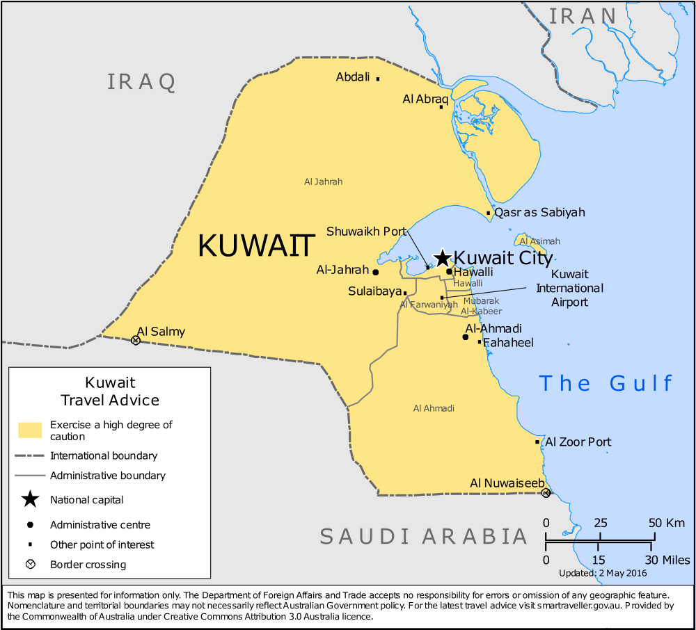 Kuwait Travel Health Insurance – Country Review