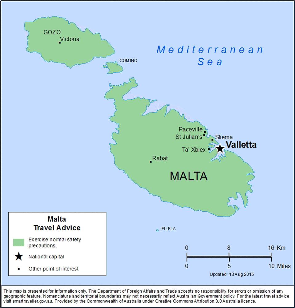 Malta-Travel-Insurance | AardvarkCompare.com