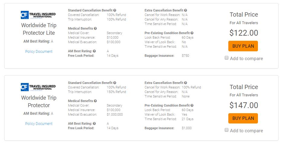 RV Rental Insurance | AardvarkCompare.com - Price Comparison