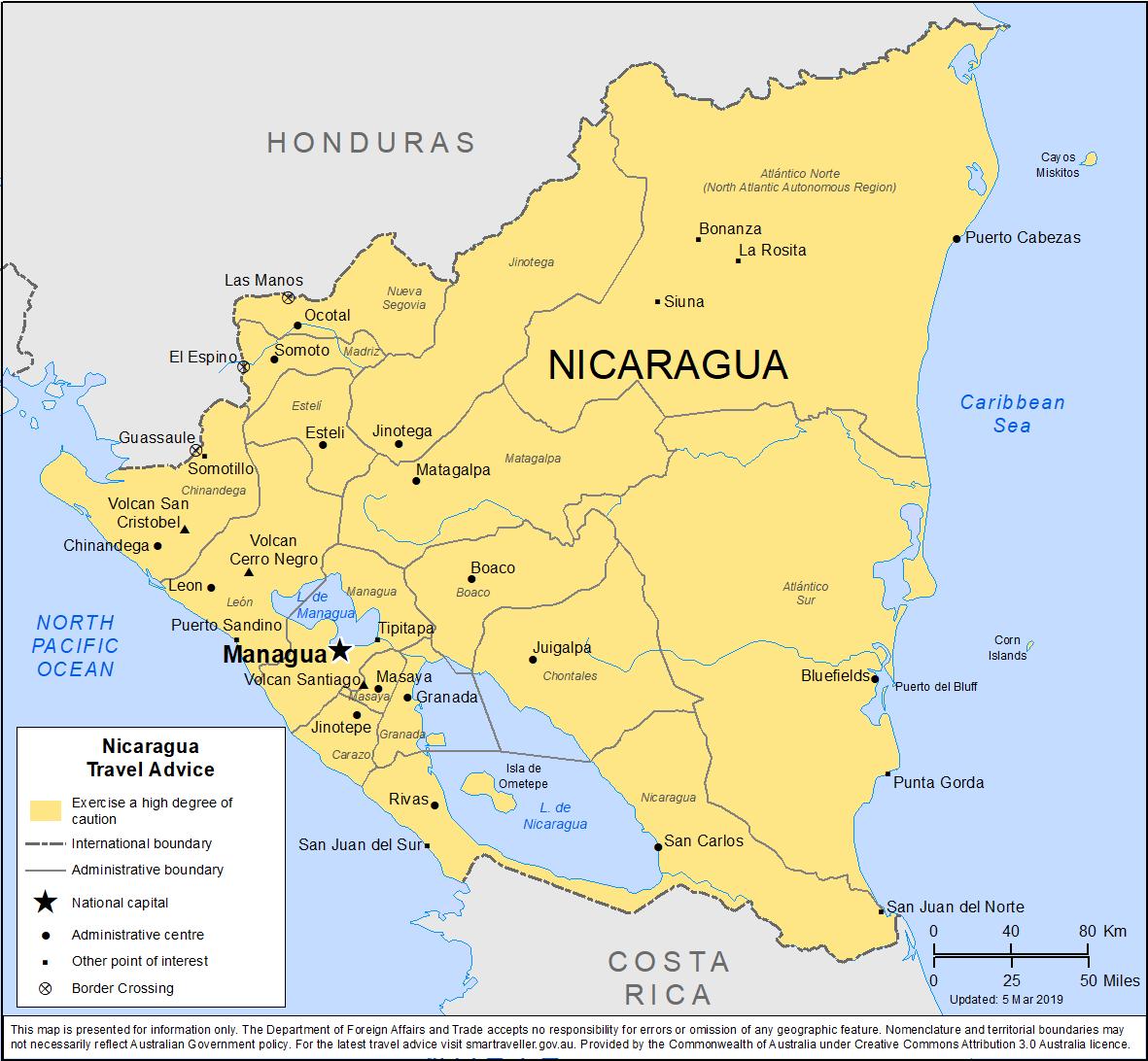 Nicaragua-Travel-Insurance | AardvarkCompare.com