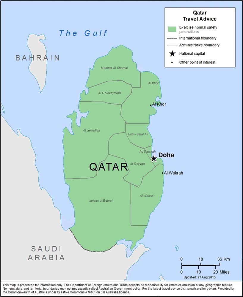 Qatar-Travel-Insurance | AardvarkCompare.com