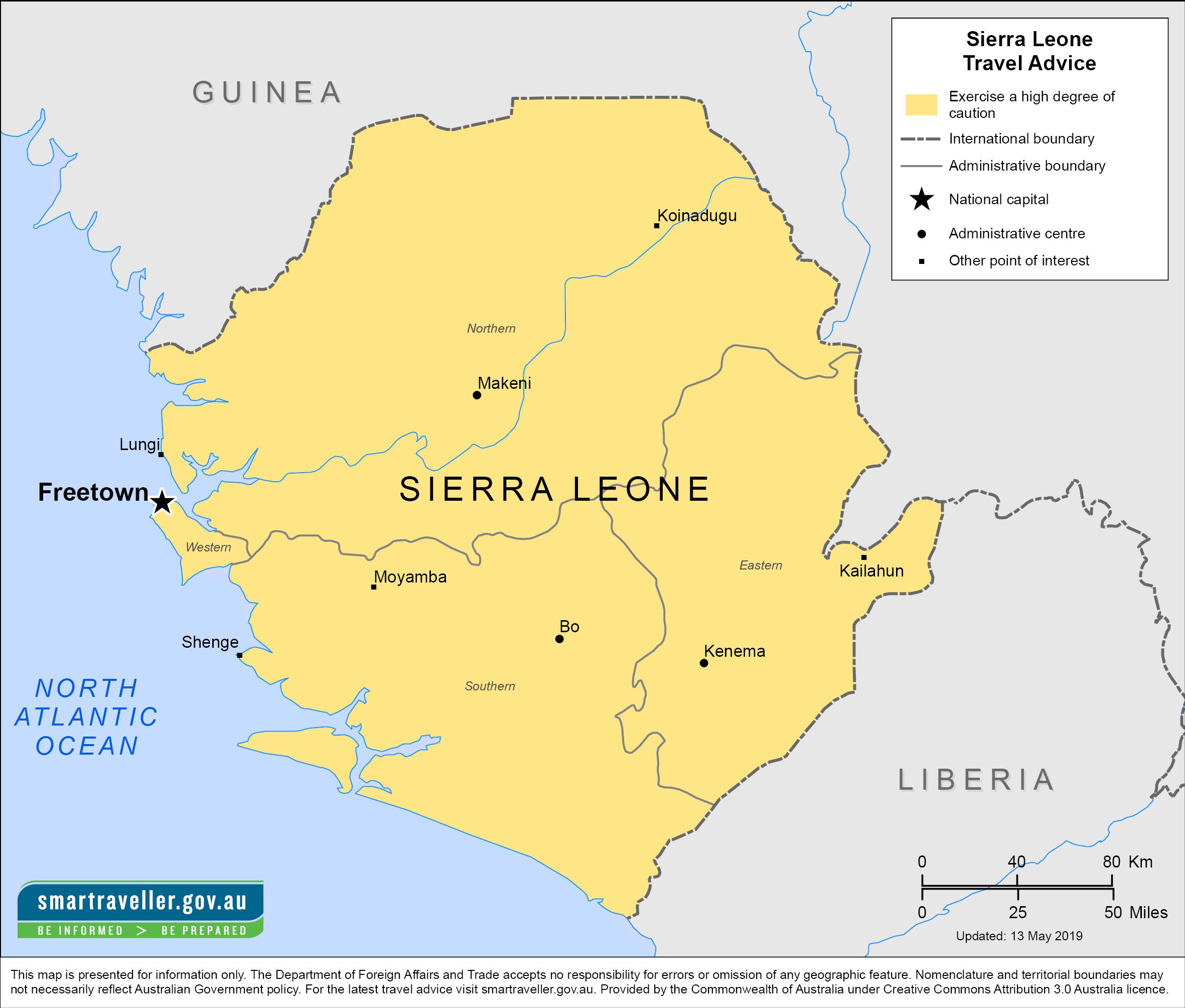 Sierra-Leone-Travel-Insurance | AardvarkCompare.com