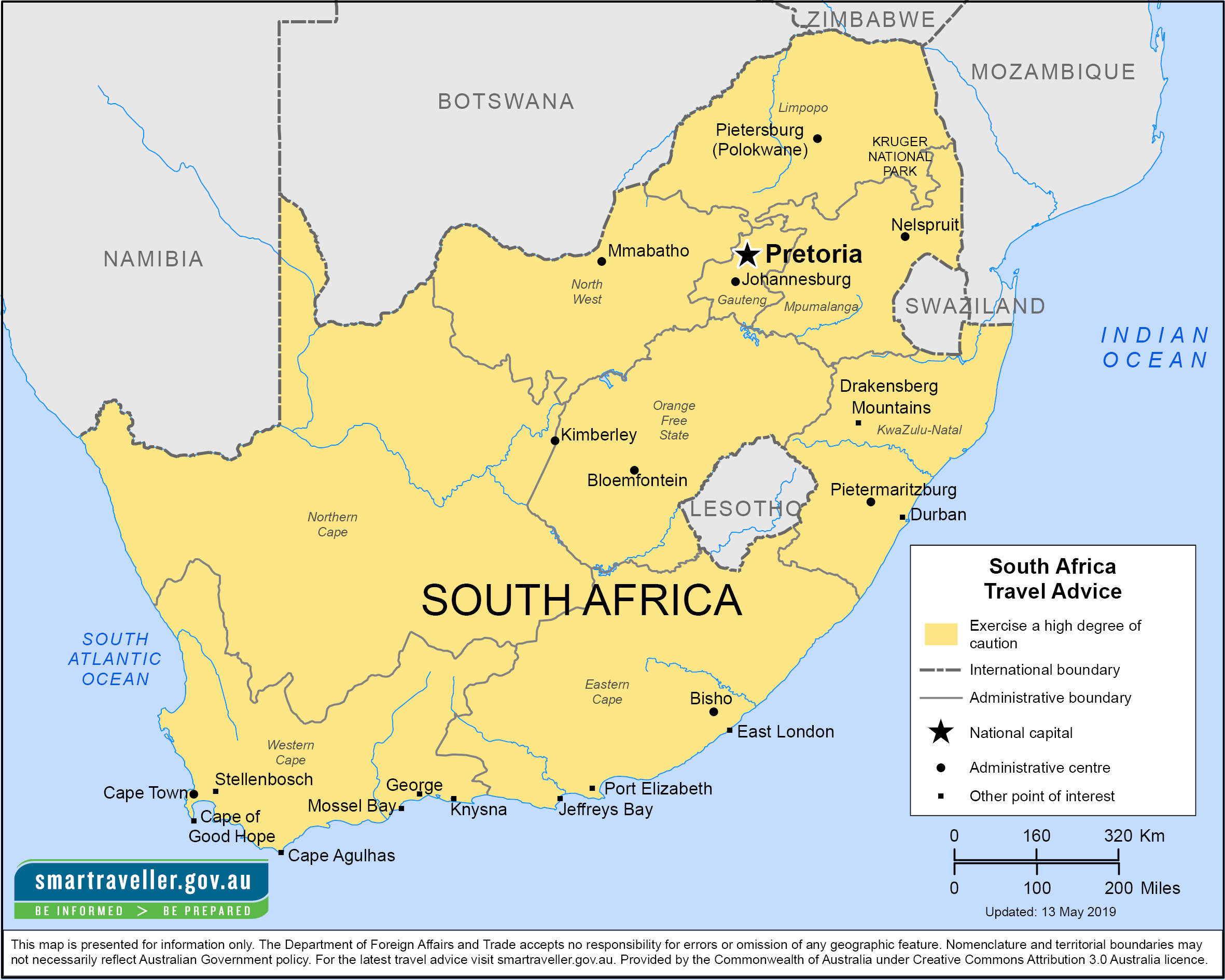 South Africa-Travel-Insurance | AardvarkCompare.com