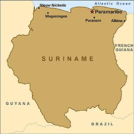 Suriname-Travel-Insurance | AardvarkCompare.com
