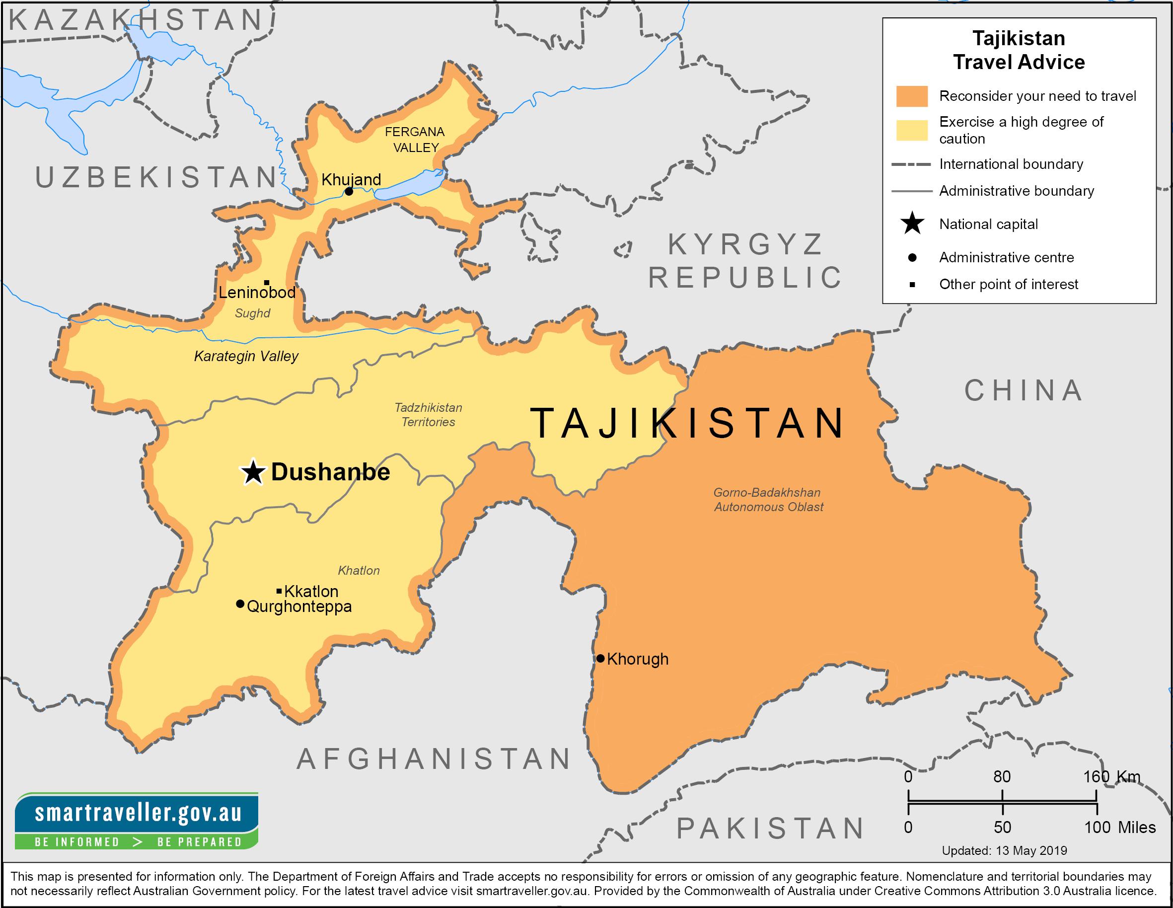 Tajikistan-Travel-Insurance | AardvarkCompare.com