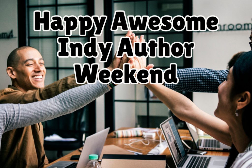 awesome Author Indy Weekend