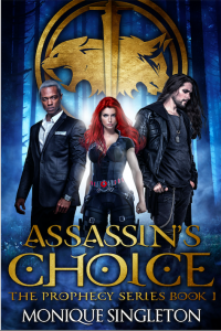Assassin's Choice book cover