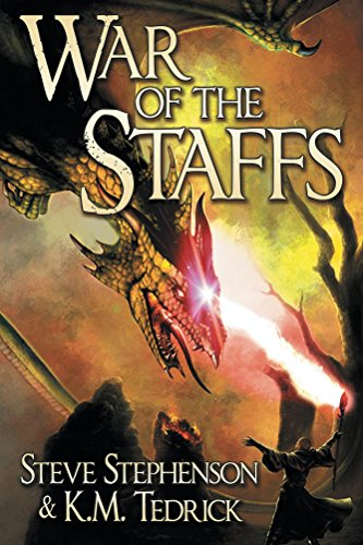 war of the staff book cover