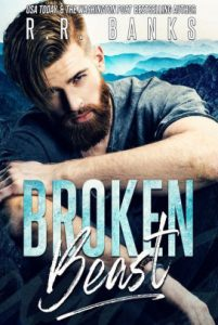 broken book cover
