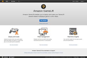 Lumberyard + Amazon GameLift + Twitch