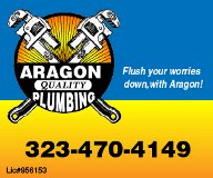 Aragon Plumbing and Drains