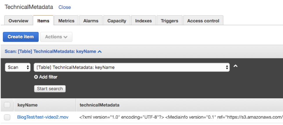 Extracting Video Metadata using Lambda and Mediainfo | AWS