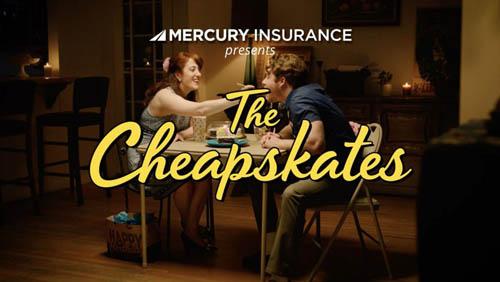 """Mercury Insurance """"Re-Gift"""""""