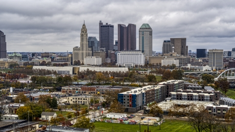 Columbus, OH Aerial Stock Photos