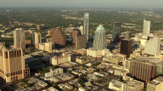 Texas Aerial Stock Footage