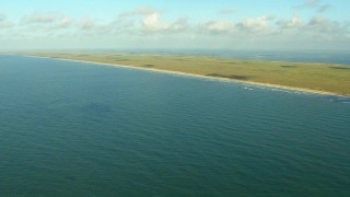 Gulf Coast Aerial Stock Footage