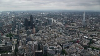 England Aerial Stock Footage
