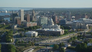 Rhode Island Aerial Stock Footage