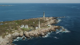 Massachusetts Aerial Stock Footage