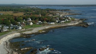 New Hampshire Aerial Stock Footage
