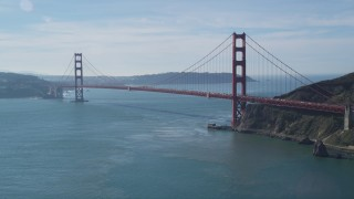 San Francisco, CA Aerial Stock Footage