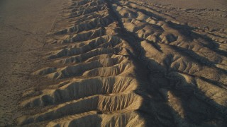 DCSF12_009 - Aerial stock footage of 5K Aerial Video Flying over the San Andreas Fault, San Luis Obispo County, California