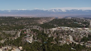 New Mexico Aerial Stock Footage