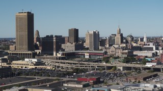 Buffalo, NY Aerial Stock Photos