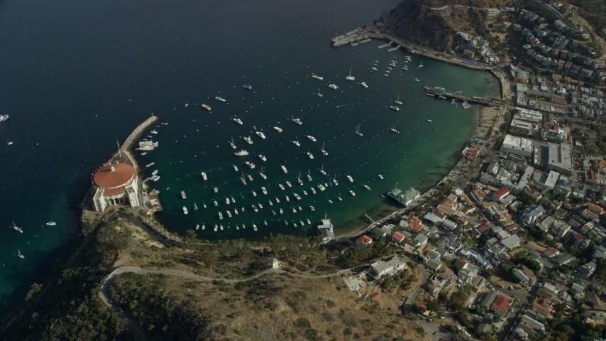 Catalina 8k Aerials