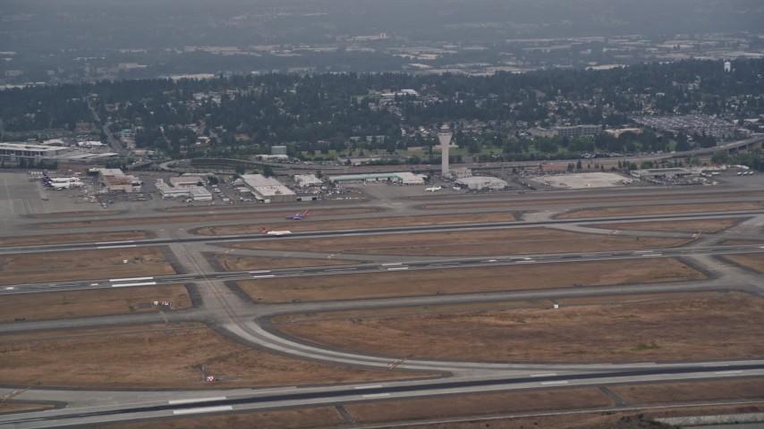 Seattle Tacoma International Airport, WA