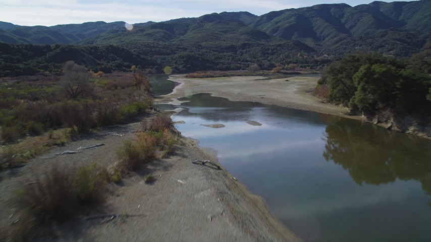 5k aerial stock footage video of following the santa ynez river 5k aerial stock footage video of following the santa ynez river santa ynez valley california aerial freerunsca Gallery