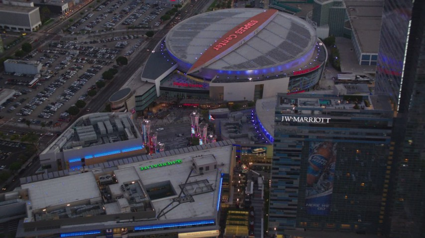 STAPLES Center - Los Angeles   Tickets, Schedule, Seating ...