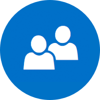 Office 365 Contacts logo