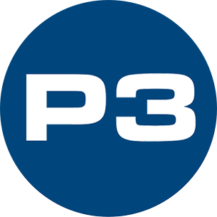 P3 Software logo