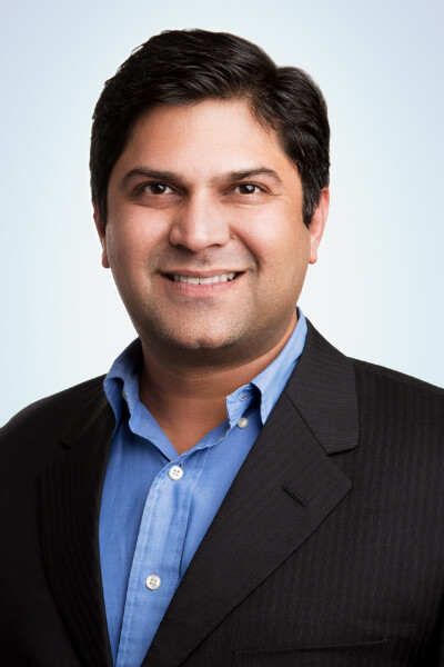 Suhail Ansari Chief Technology Officer