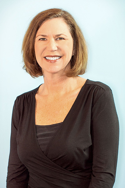 Pam Holmberg Executive Vice President, People