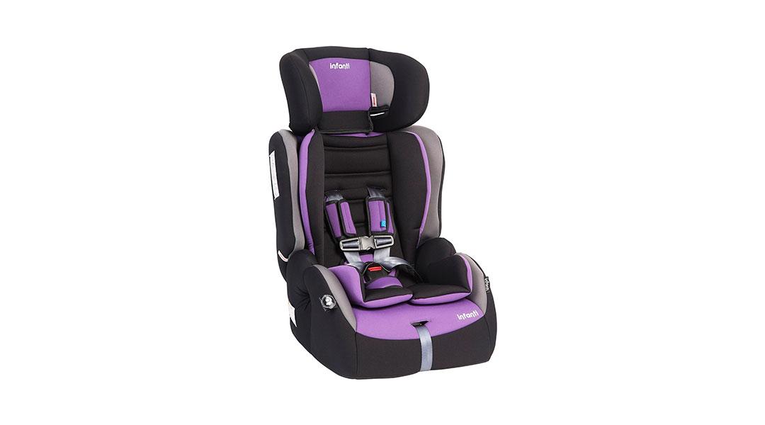 Silla para auto Butaca Grand Prix color púrpura - Infanti » Babytuto