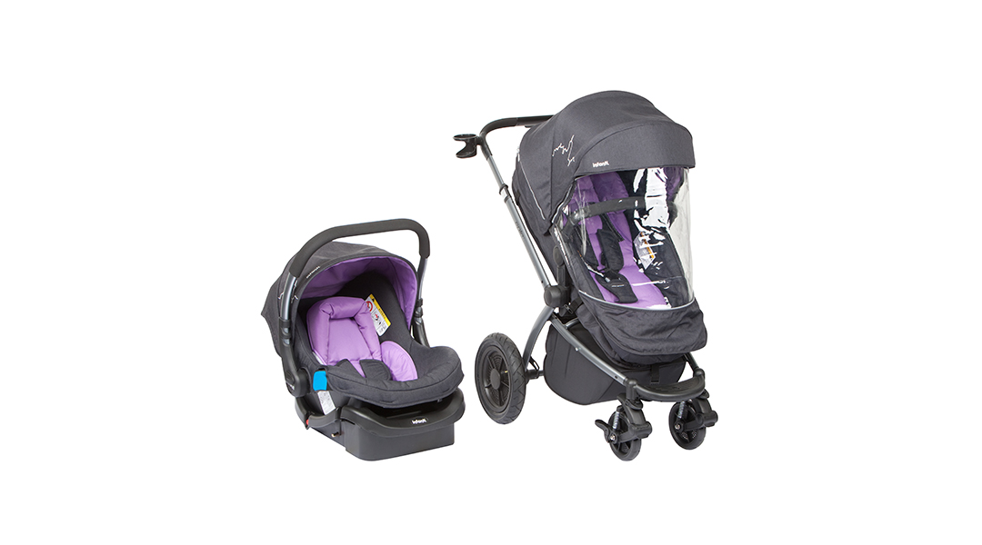 7a2f226e6 Coche Travel System Epic 3G edición limitada City Purple - Infanti »  Babytuto
