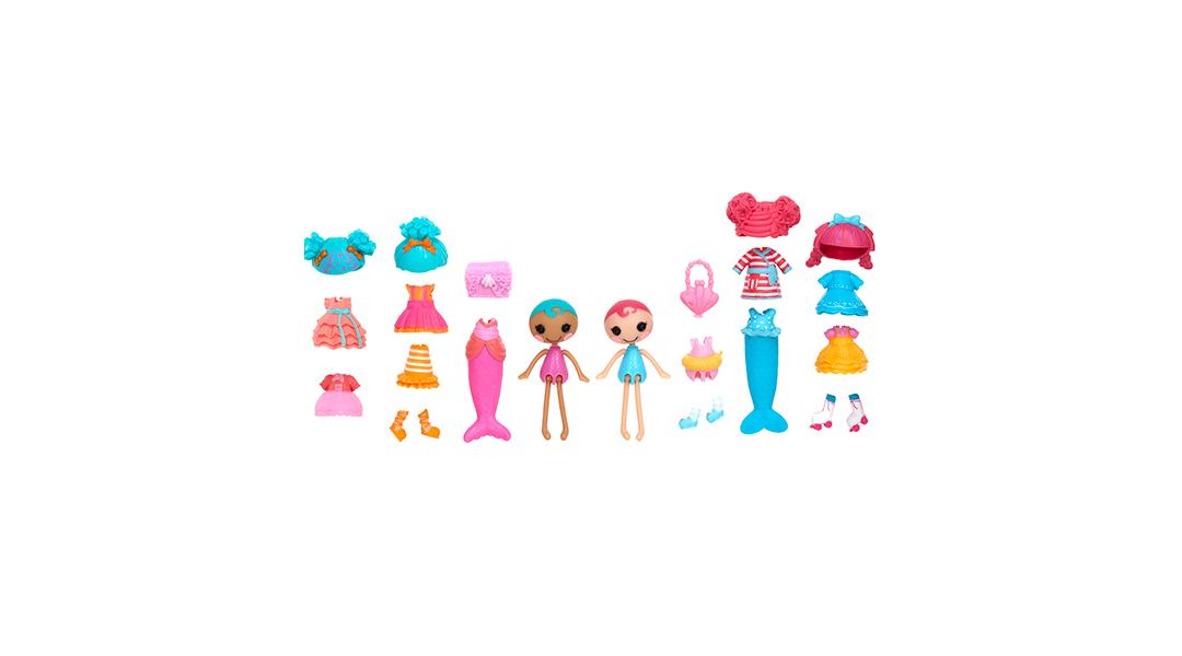 Mini Lalaloopsy mar y playa - Lalaloopsy » Babytuto