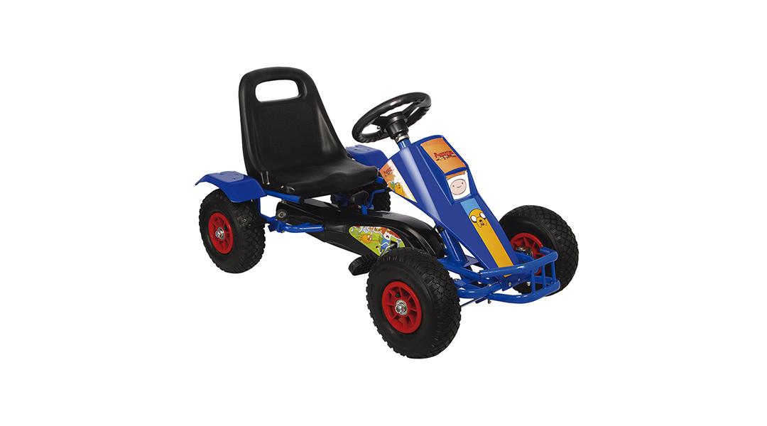 Auto a pedales Go Kart - BEBEGLO » Babytuto