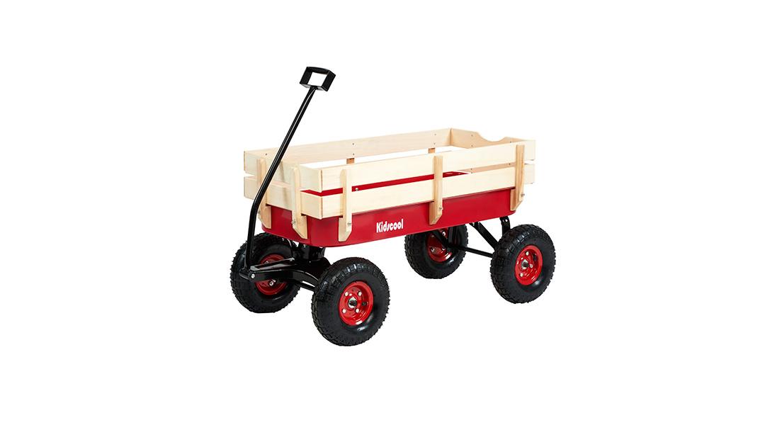 Wagon Carrito De Arrastre Arrastre De Kidscoolgt; Carrito Wagon 54LARj