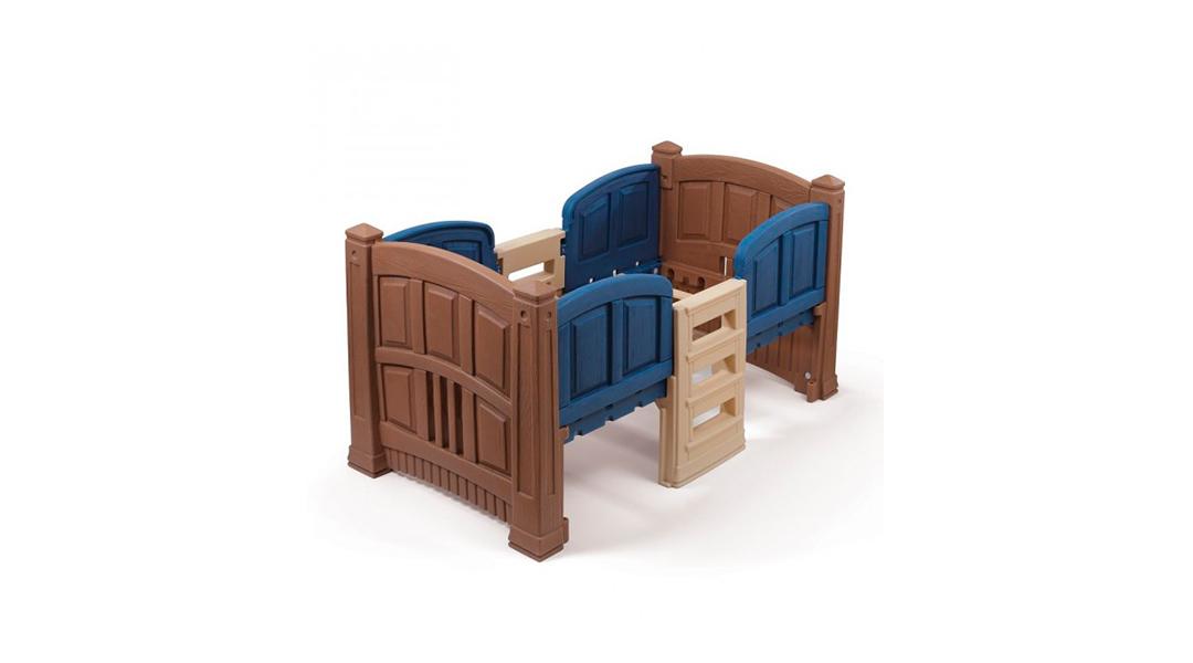 Cama loft azul - Step2 » Babytuto