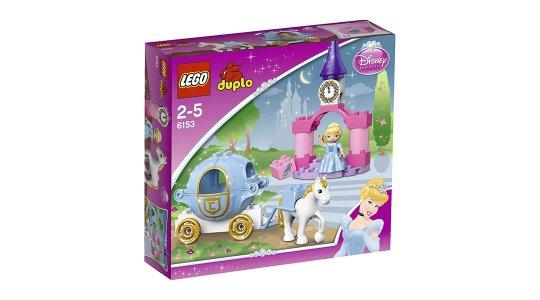 Set la carroza de cenicienta lego duplo lego babytuto - Carroza cenicienta juguete ...