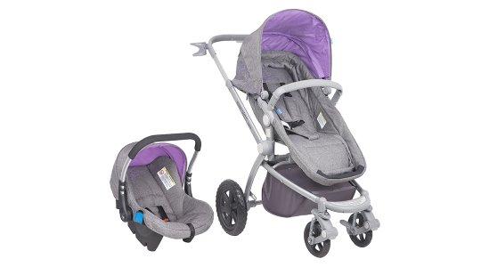 Coche Travel System Epic 3G Night púrpura - Infanti » Babytuto